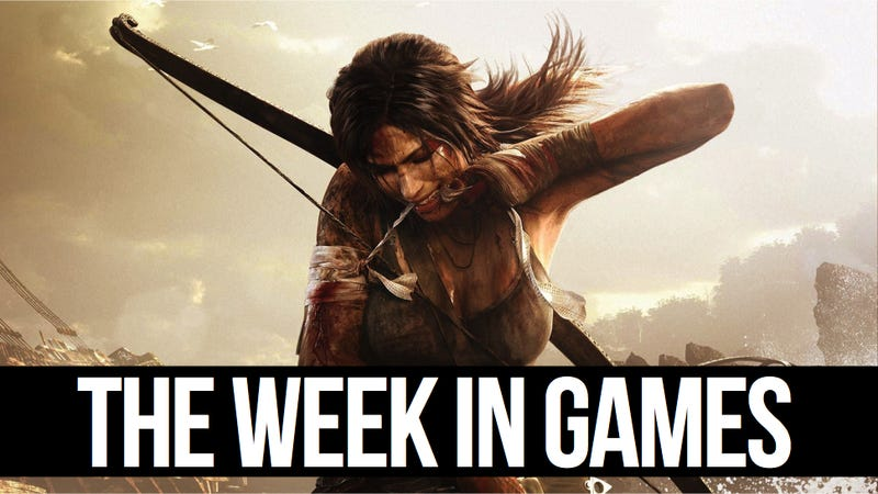 The Week in Games: Raider of a Lost Month