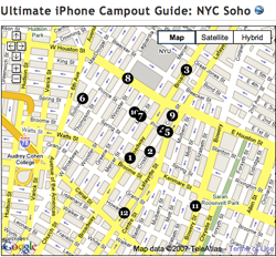 The Ultimate iPhone Camping Guide