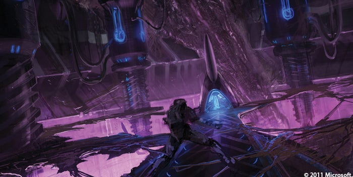 An Exclusive Look Inside The Art of Halo, Including Some Never-Before-Seen Concept Art