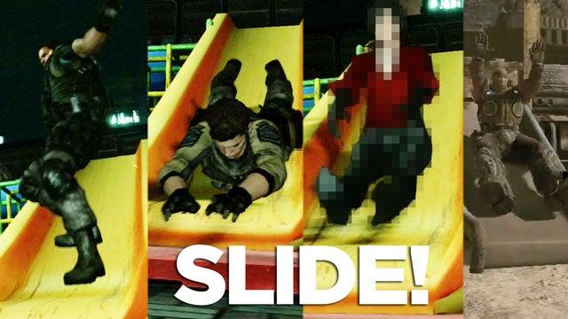 Resident Evil 6 Vs. Gears of War 3: A Slide-by-Slide Comparison