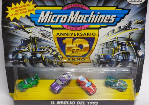 Fuck I Miss MicroMachines