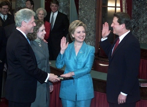 Did The Clintons Snub The Gores Over Chelsea's Wedding?