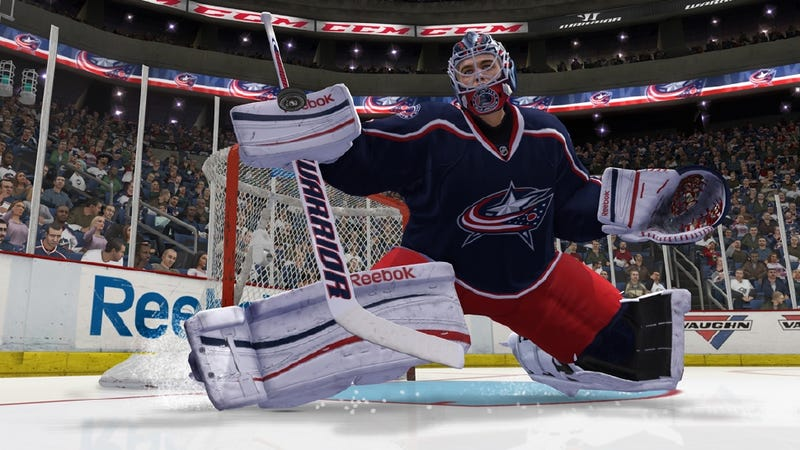 The Week in Games: The Good Old Hockey Game