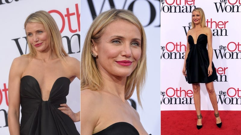 Hot Colors and Cool Shoes at The Other Woman Premiere