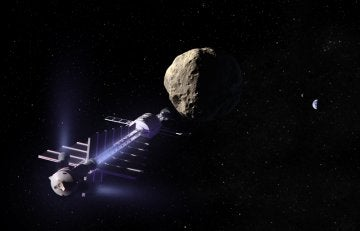 Asteroid Apocalypse Prevention Finally Gets Some Funding