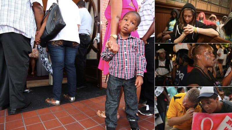 Mournful Zimmerman Verdict Reactions In Florida, New York
