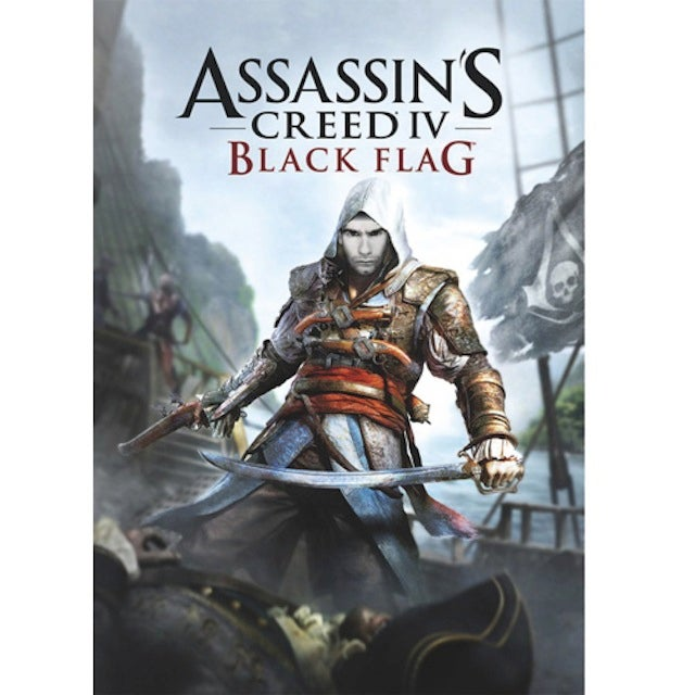 Best Buy Gets Assassin's Creed IV Box Art Slightly Wrong