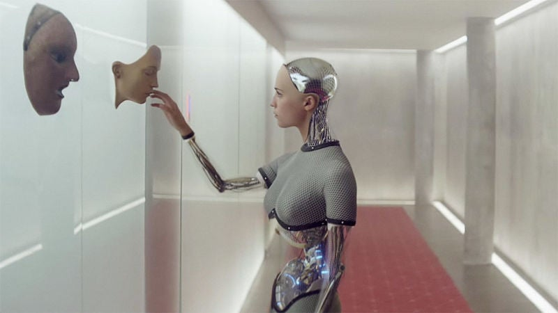 It Took Less Than a Year for the Plot of Ex Machina to Become a Reality