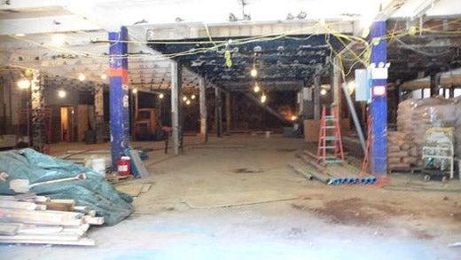 New Manhattan Apple Store Construction Photos