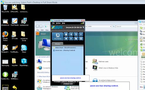 Yugma Integrates Screen Sharing with Skype