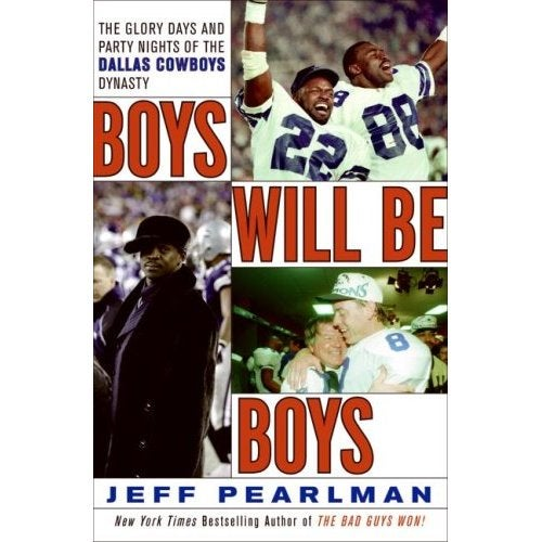 "Excerpt: ""Boys Will Be Boys"" By Jeff Pearlman"