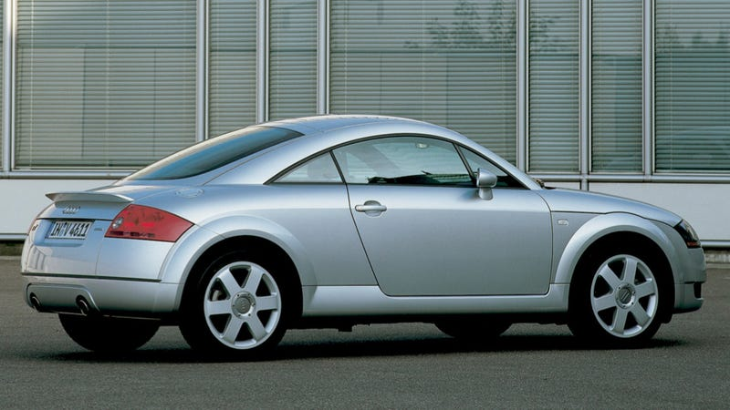 Why The Audi TT Is The Next Great Future Classic