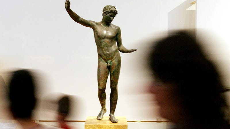 Hey, Whatever Happened to All the Statue Fuckers?
