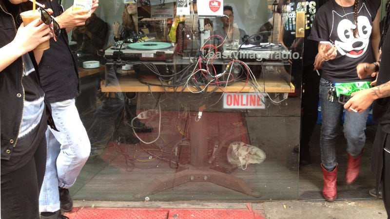 RIP East Village Radio, First of the Great Internet Radio Stations