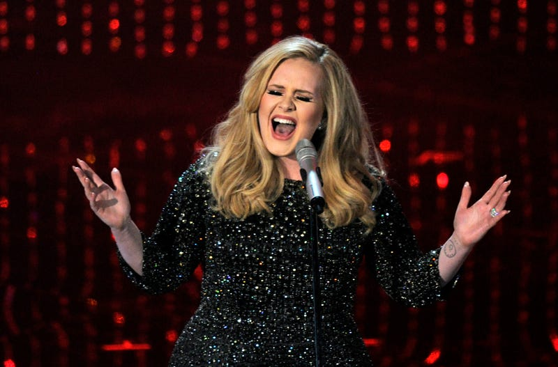 A New Adele Album May Be On the Way