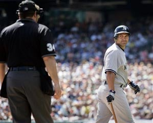 Johnny Damon, The Ultimate Go Away Player