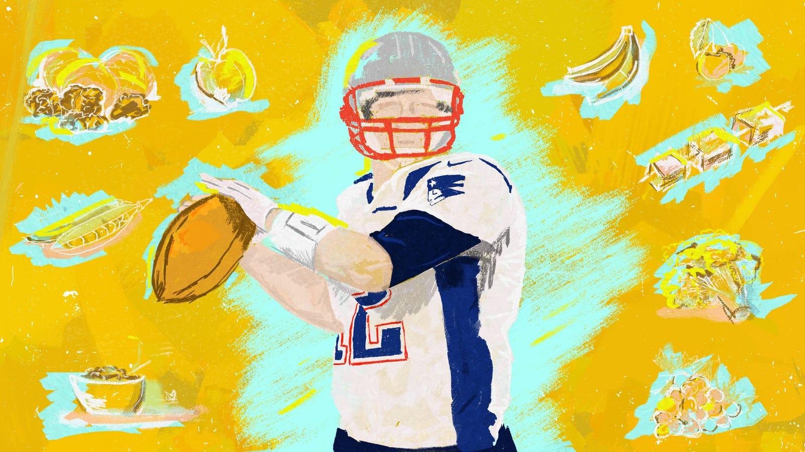 A Tom Brady hater tries Tom Brady's meal kits