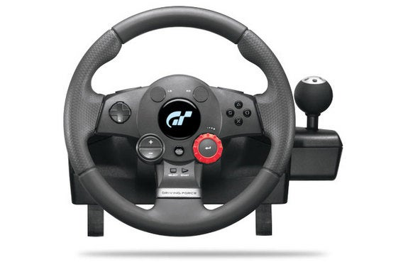Logitech PS3 Driving Wheel Simulates Over, Understeer