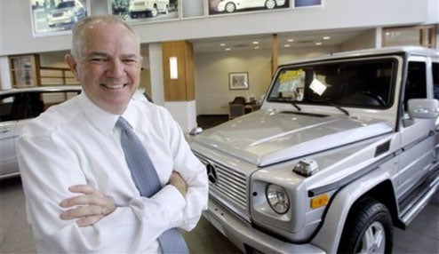 AutoNation CEO Says High Gas Prices Are Good For You, Automakers