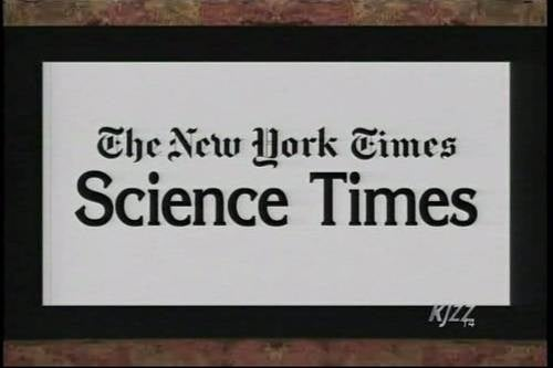 New York Times Science Section Editors Don't Buy Your Egghead 'Science'