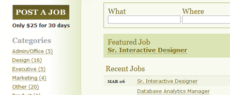 Introducing Lifehacker's Job Board