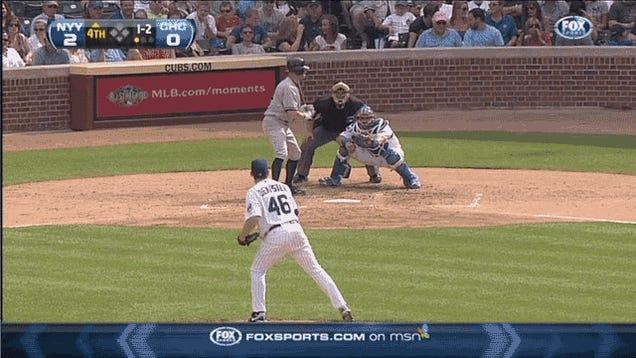 Better Know An Umpire: Sam Holbrook