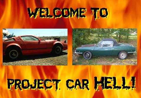 Project Car Hell: Bricklin SV-1 or Fiat Spider Torino?