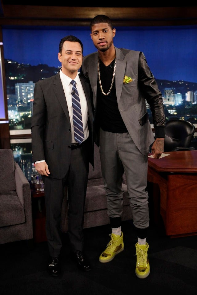 We Need To Talk About Paul George's Wardrobe