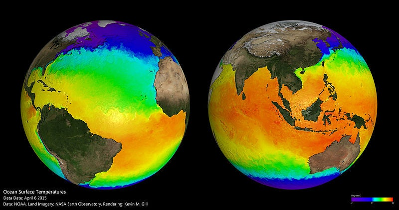 This Is How the Ocean Makes Earth Livable