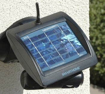 Smarthome Solar Security Camera: Zero-Wire Surveilance