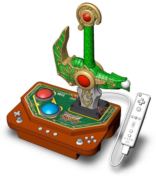 The Bizarre Dragon Quest Battle Road Victory Controller Approaches!