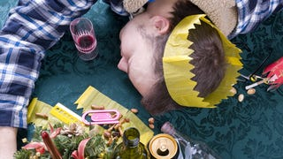 Here's Your Holiday Party Pre-Cleanup Checklist