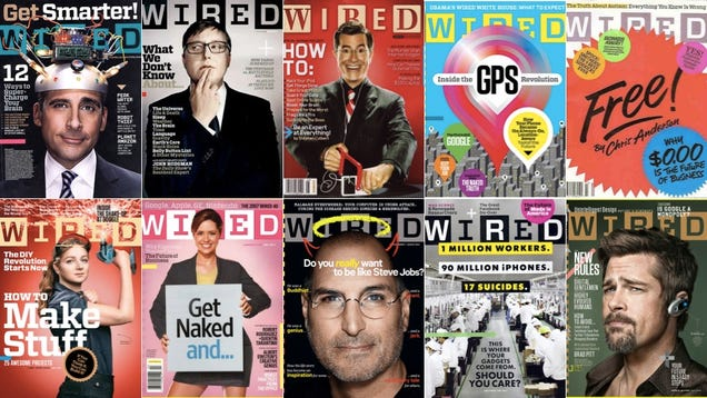Sources: WIRED Will Announce a New Editor-in-Chief Tomorrow