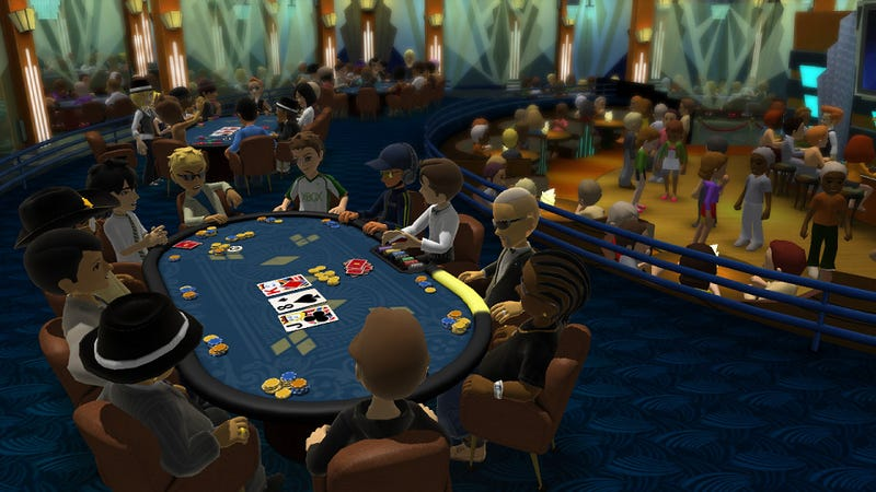 Live Programming Returns to The Xbox 360 With Full House Poker