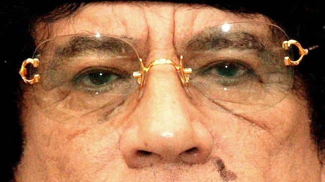 Gaddafi Was the World's Worst Pen Pal