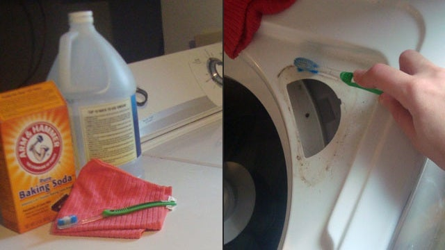 Clean Your Washing Machine To Keep Clothes Fresh