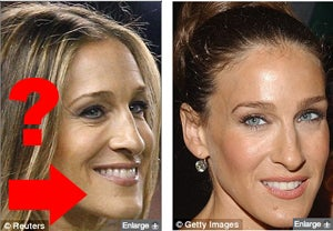 The Mystery Of Sarah Jessica Parker's Mole