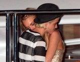 Lindsay Lohan In Near-Lesbian Intimacy SHOCKER