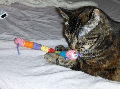 Noby Noby Cat Toy