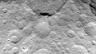 Our Closest View Yet Of Ceres' Pockmarked Surface