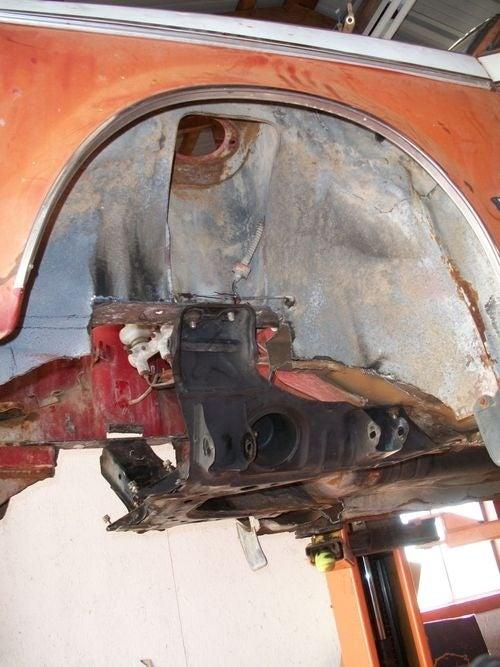 Subaru BRAT Prepares For 2010 24 Hours Of LeMons Season