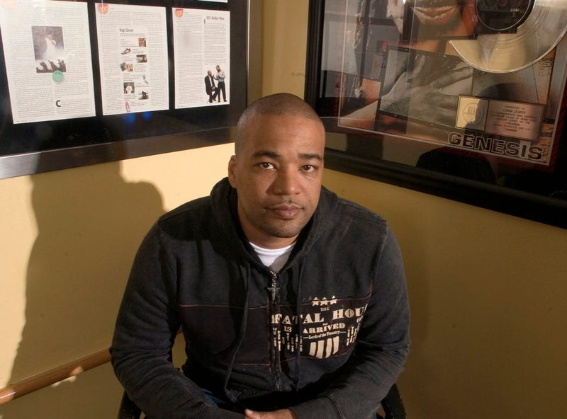 Hip-Hop Mogul Chris Lighty Dead of Suicide at 44