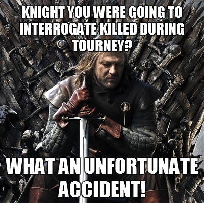 The best Game Of Thrones internet meme yet: Stupid Ned Stark