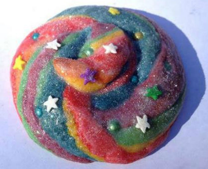 Here Is a Recipe for Unicorn Poop Cookies