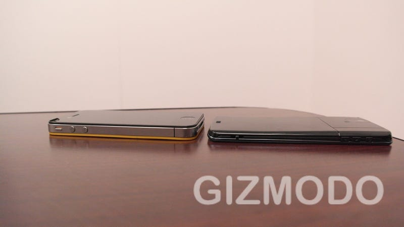 Fujitsu's Rail Thin Phone Is the Skinniest Ever Approved For Americans