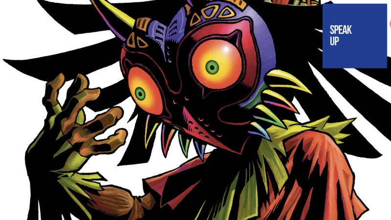 What Would You Like To See in a 3DS Version of The Legend of Zelda: Majora's Mask?
