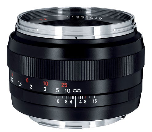 Carl Zeiss Making Canon Compatible Lenses