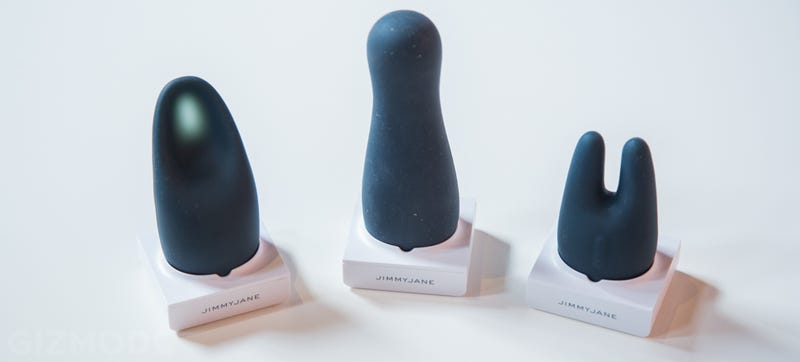 Come Touch Tomorrow's (Unused!) Sex Toys at the Home of the Future