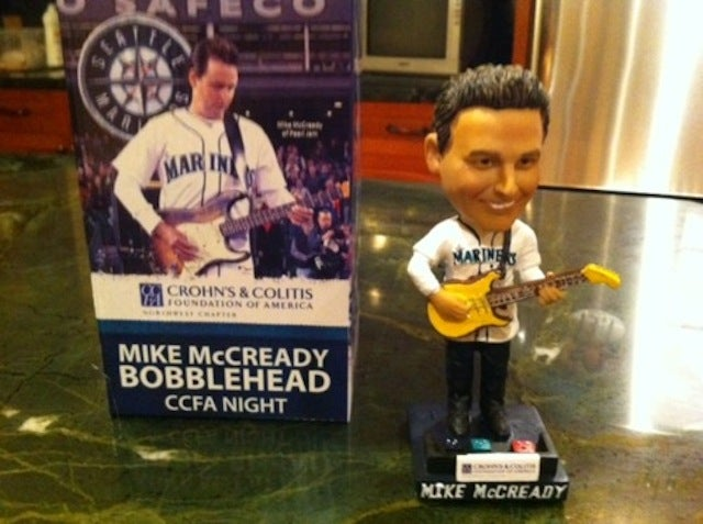 Guess Which City Is Having A Pearl Jam Bobblehead Night?