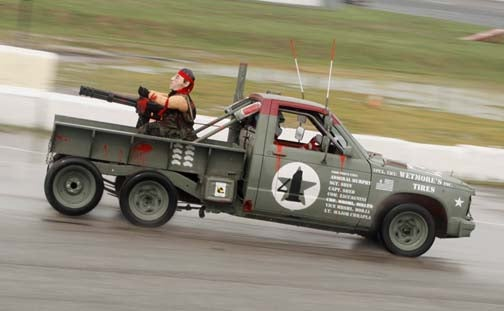 What's It Really Like To Build And Race A 24 Hours Of LeMons Machine?